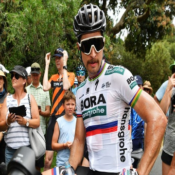 Peter Sagan's motivation? Riding the big races