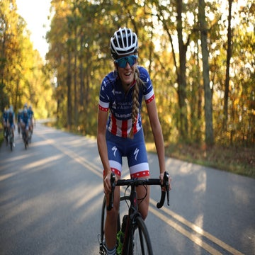 Inside Katie Clouse's first C1 victory