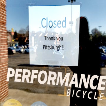 Podcast: Why Performance Bicycle stores are closing