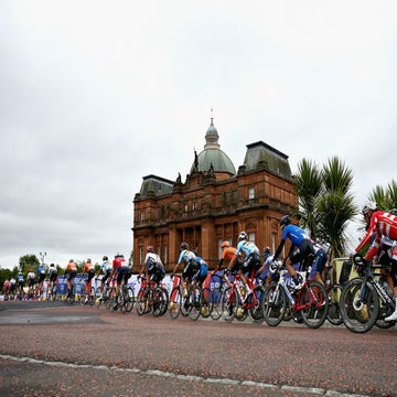 Glasgow 2023 to host first combined world cycling championships