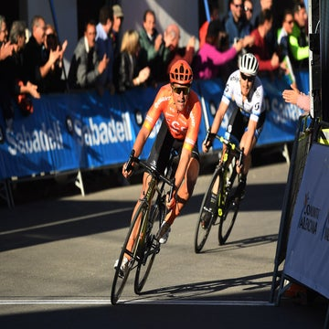 Valenciana stage 3: Van Avermaet opens account with CCC