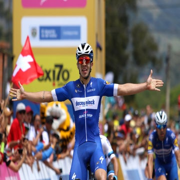 Colombia: Youngster Hodeg surprises favorites in stage 2