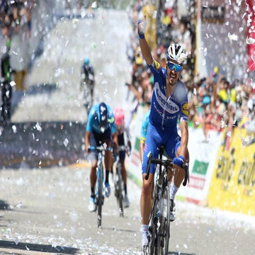 Colombia: Alaphilippe attacks to take stage win and overall lead