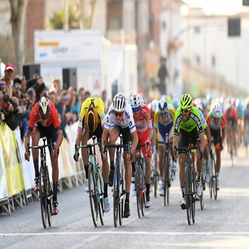 Ruta del Sol stage 2: Trentin wins gritty sprint