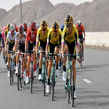Jumbo-Visma use UAE Tour as crucial Giro d'Italia test