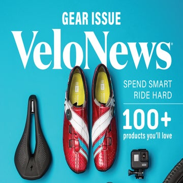 VeloNews magazine Gear Issue — 2019