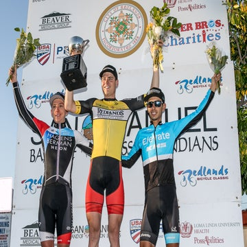 Lockwood, Neben win Redlands overall in dramatic Sunset RR finale