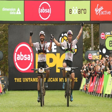 The Dirt: Flat-tire drama at Cape Epic; Kanza champ King's new gravel race
