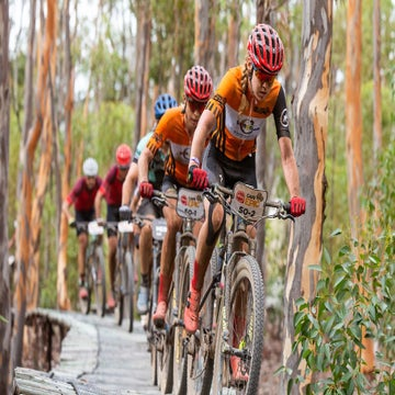 The Dirt: Van der Breggen conquers Cape Epic with Langvad