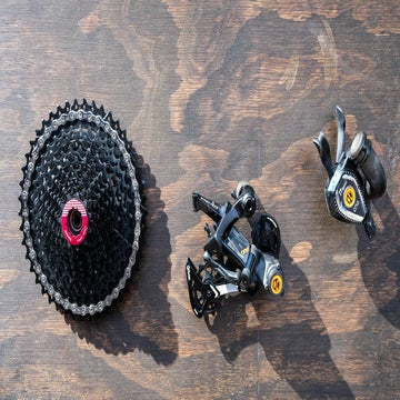 Box Components gives mountain bikers an affordable drivetrain alternative