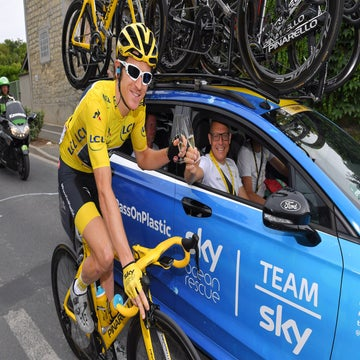 Ineos steps in to save Team Sky