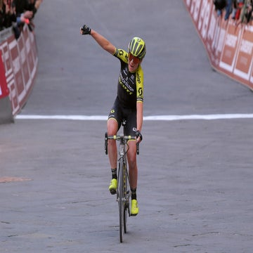 Video: Women's Strade Bianche highlights
