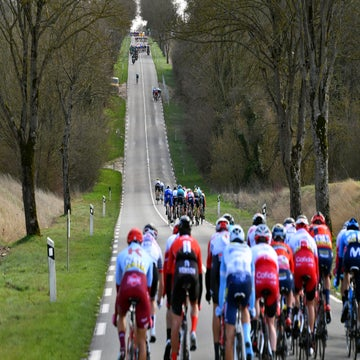 Paris-Nice peloton limps into Massif Central