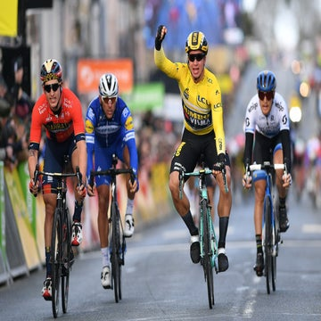 Paris-Nice stage 2: Sky attacks crosswinds; Groenewegen wins again
