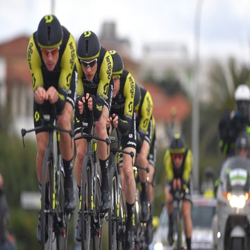Tirreno-Adriatico stage 1: Mitchelton-Scott wins TTT opener
