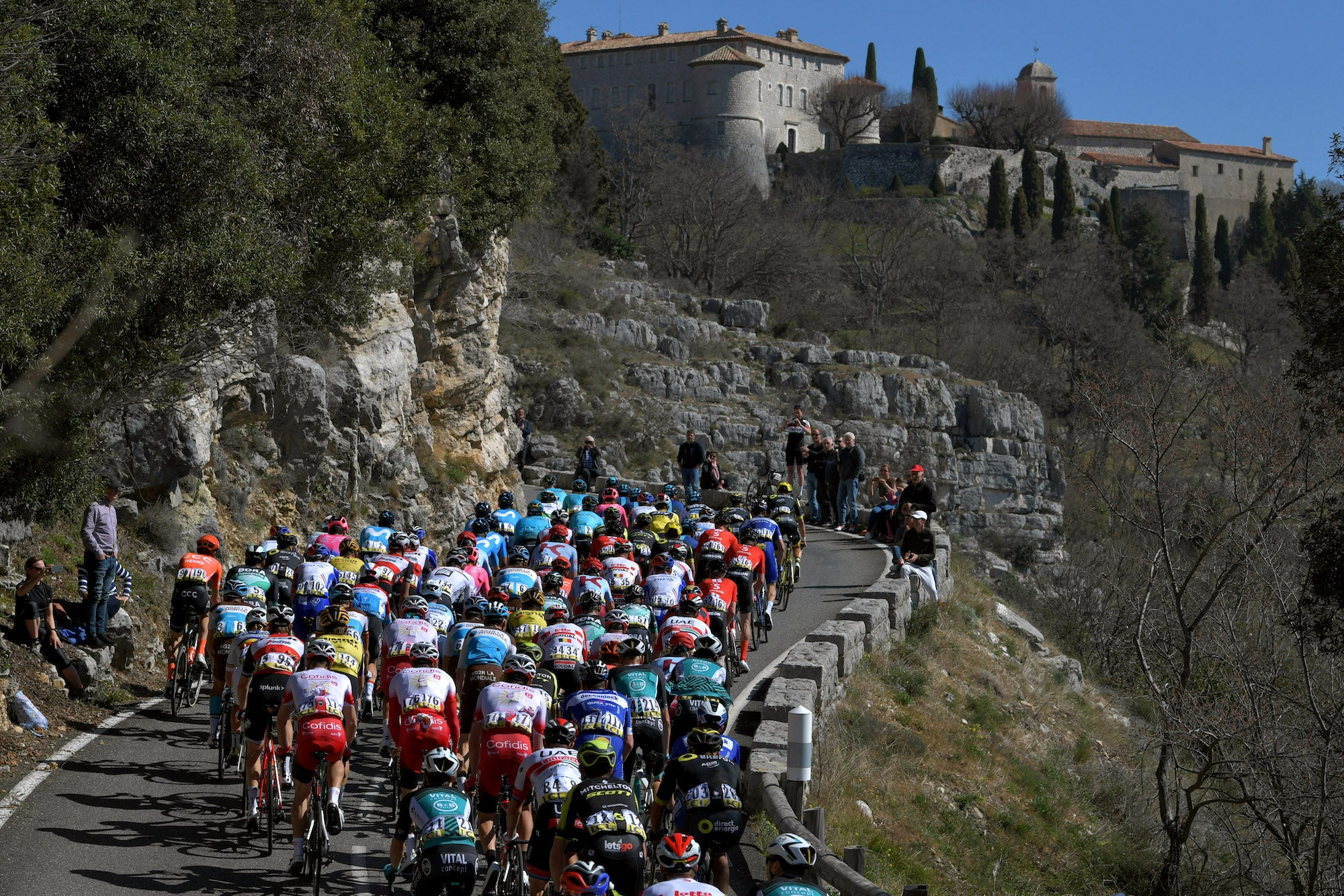 If you liked Paris-Nice, you'll love the 2020 Tour de France start