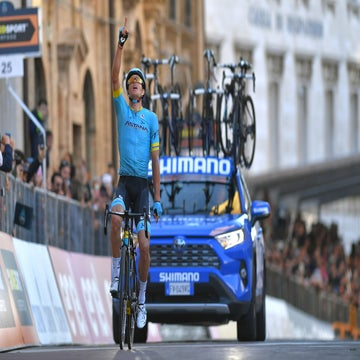 Tirreno stage 5: Fuglsang takes second consecutive stage for Astana