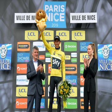 Paris-Nice: Izagirre takes final stage while Bernal hangs on for GC victory