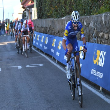 Alaphilippe credits 'flat-out' team strength for Sanremo success