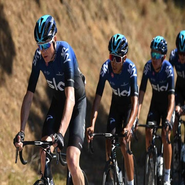 Froome will face Movistar at his European debut in Catalunya