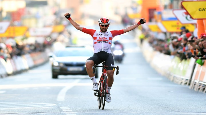 Catalunya stage 1  Escape artist De Gendt solos to victory a691bb26e