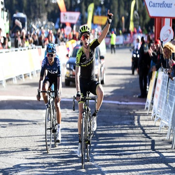 Catalunya stage 3: Yates conquers Colombian climbers