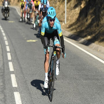 Catalunya stage 4: Lopez climbs to victory and overall lead