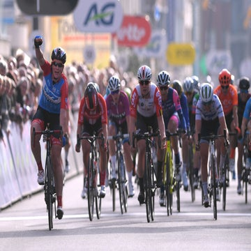 Video highlights: Women's Driedaagse Brugge-De Panne