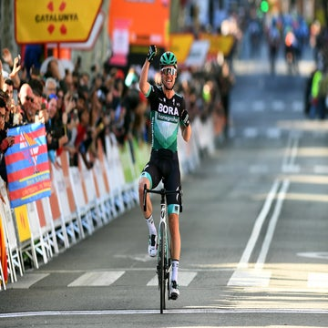 Catalunya stage 5: Schachmann wins solo; Lopez leads overall