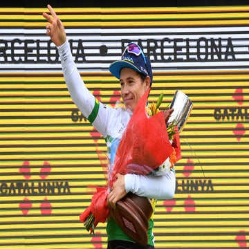 Lopez hangs on to win Catalunya