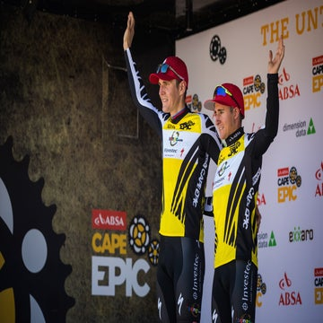 The Dirt: Grotts out of Cape Epic; Team USA for Pan Am Championships