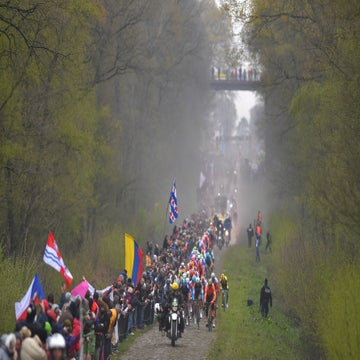 Gallery: The merciless cobblestones of Paris-Roubaix