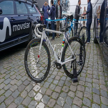 Flanders tech: Tear sheets, tire counts, and a women's saddle