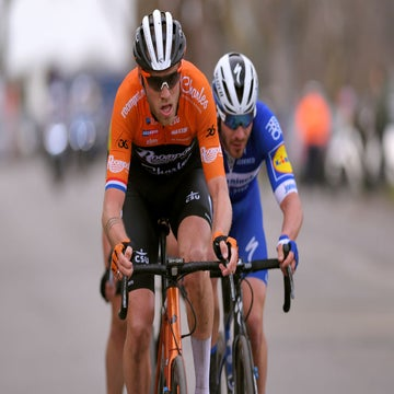 Boom's advice to van Aert and van der Poel: Don't give up 'cross