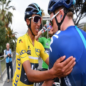 Geoghegan Hart confident that Egan Bernal has the 'grinta' to win the Giro