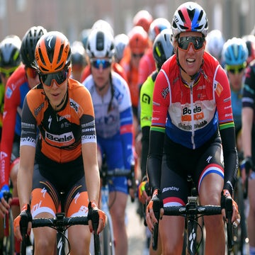 Deeper women's peloton breaks Boels-Dolmans dominance