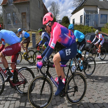 Phinney 'hoping for the best' despite pre-Roubaix knee issues