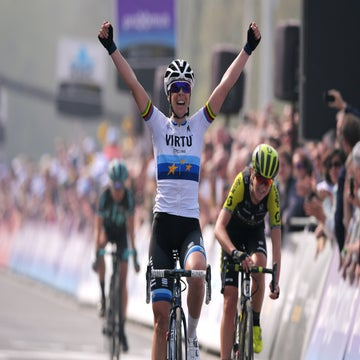 Bastianelli wins three-up sprint to take Flanders victory