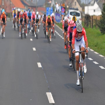 Van der Poel's road adventure hits pause after Amstel Gold