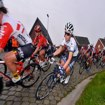 Video highlights: Bastianelli blasts to women's Tour of Flanders win