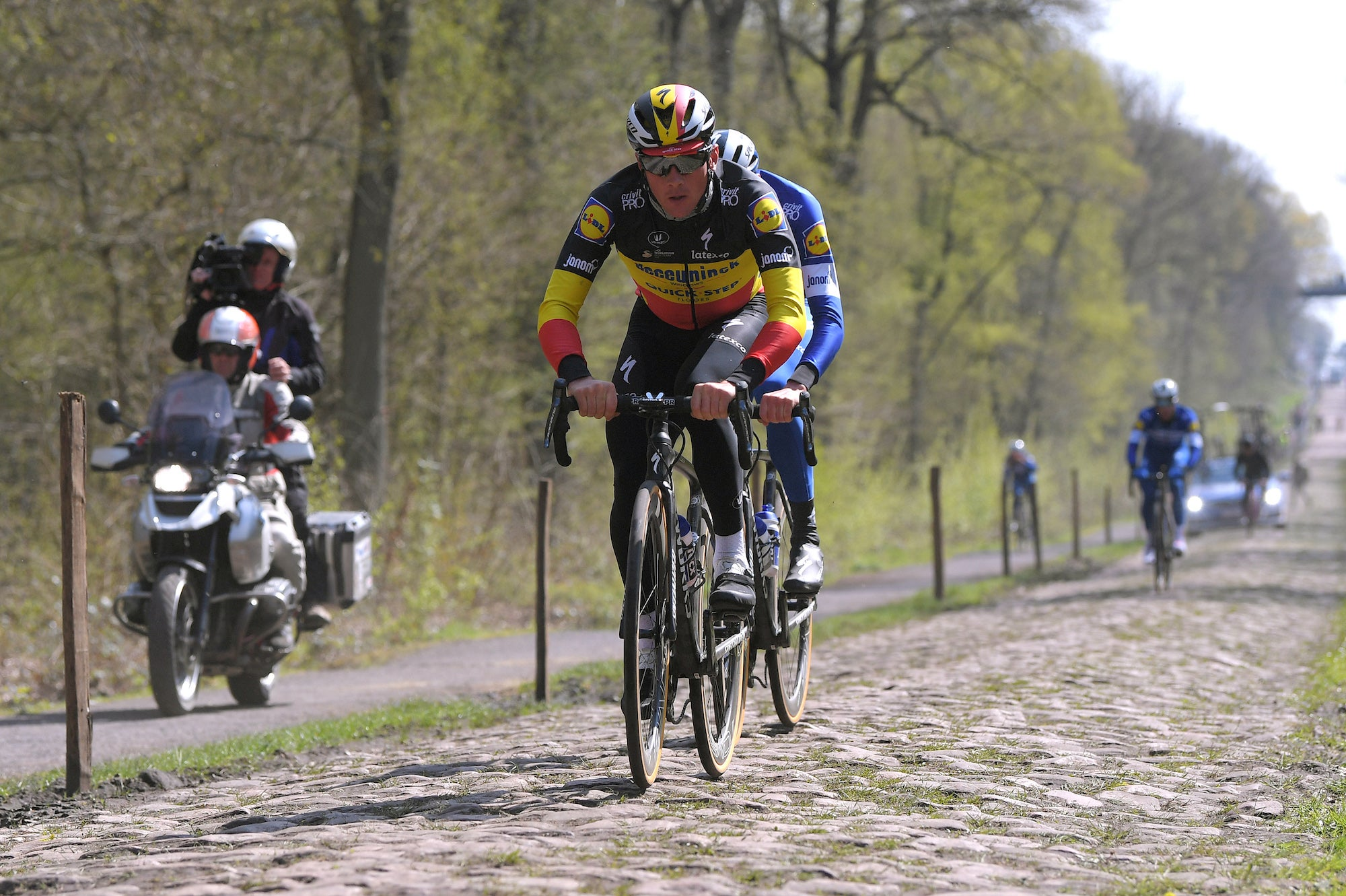 Pathfinder At Tire Review >> Lampaert: 'I'd rather win Roubaix than Flanders