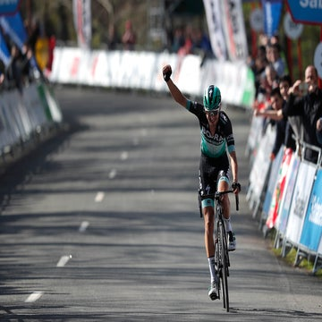 Buchmann takes queen stage, overall lead at Basque Country