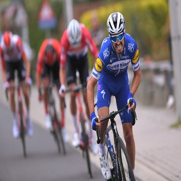 Banged-up Alaphilippe carries momentum into Ardennes