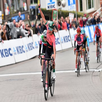 De Vuyst wins women's Brabantse Pijl; Rivera third