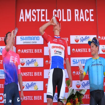 Podcast: Amstel action; Annemiek van Vleuten talks classics
