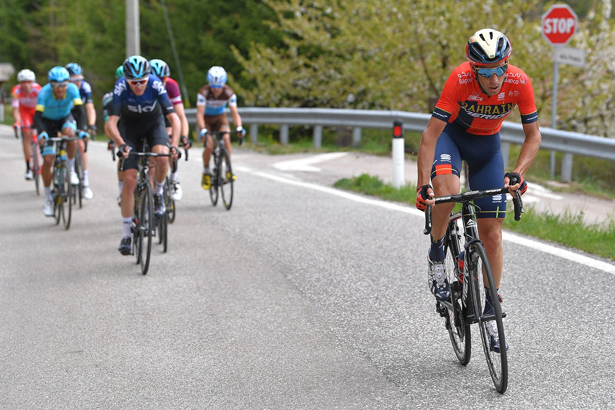 Nibali can smell blood in the water ahead of Giro d'Italia