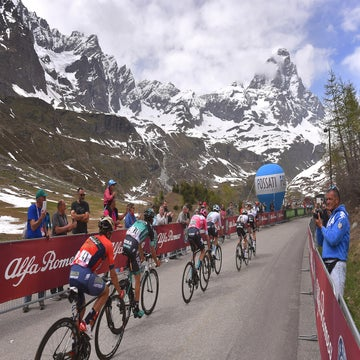 Where to watch the Giro d'Italia this year
