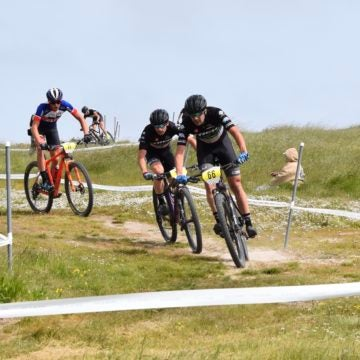 Sea Otter XC short on fans, but Olympic chase takes priority