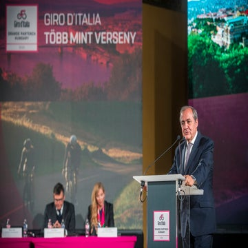 2020 Giro d'Italia to start in Hungary
