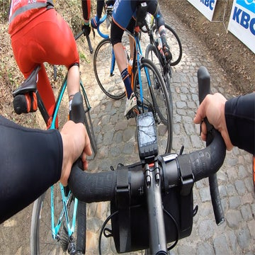 Cobbles, hills and 16,000 friends: Riding the Ronde sportive